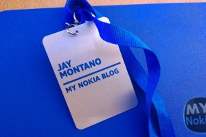 Metal Name badges for New Nokia Lumia Event – SeeNext #Catwalk