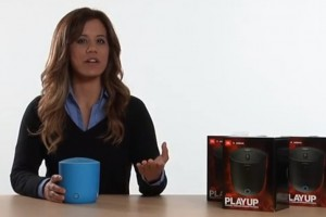 Video: AT&#038;T Sales promo video for the Nokia JBL PlayUp Wireless NFC Bluetooth Speaker