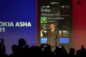 New Nokia Asha 501 and Officially Announced by Stephen Elop