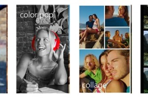 Nokia Creative Studio Updated; Tilt-Shift, Color Pop & Collage added