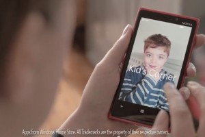 Video: #ThingsKidsSay – and how to shut them up with a Lumia and Kid's Corner in new MS ad