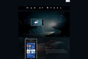 Nokia Officially Announces Partnership With Man of Steel Movie; Release App and Exclusive Movie Content