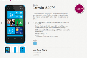 Lumia 620 Officially Drops Anchor on US Shores; Priced at $179