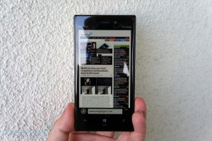 Hands On With the Lumia 928