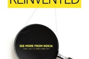 Nokia Event Invites: Zoom Reinvented, July 11, 11am, NYC