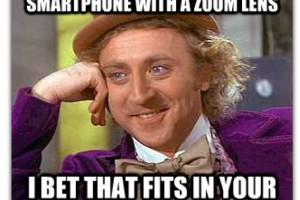Nokia Meme on S4 zoom non pocket friendly – teaser for own Zoom reinvented? (Actual thickness of S4 Zoom pls? 25+mm?)