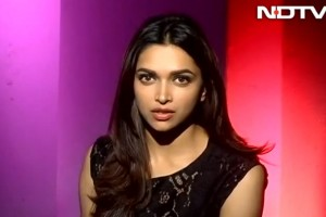 Video: Actress Deepika Padukone talks about the Nokia Lumia 720 on NDTV