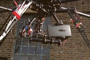 Video: Octocopter Parkour Nokia Lumia 920 behind the scenes (Red Bull)