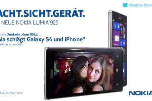 Nokia Deutschland: Nokia Lumia 925 promo 2