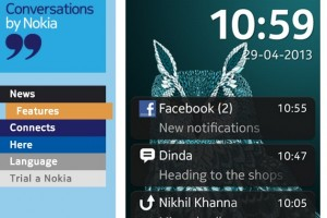 Nokia Asha 501: The Beautiful Essentials – a trip around the N9-Swipe UI-like new  Asha Platform