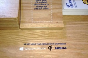 Coffee Bean & Tea Leaf Rolling Out Nokia Endorsed qi Chargers in Stores