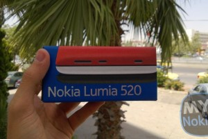 Video & Gallery: Lumia 520 Electric Yellow Unboxing