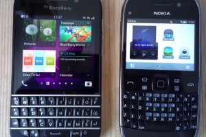 2011 Nokia E6 vs 2013 BlackBerry Q10