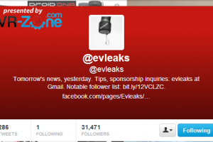 @Evleaks Unmasked; the Man Behind Nokia's Biggest Leaks