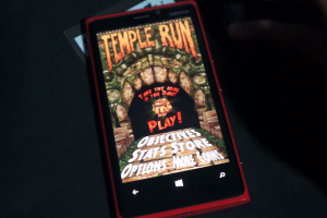 Temple Run Now Available for 512 Mb Ram Lumias