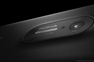 Design Tweaks 3: Nokia EOS with new textured back