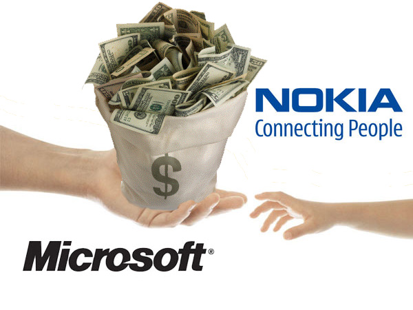 Microsoft to acquire Nokia's devices & services business, license Nokia's patents and mapping services