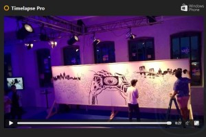 Nokia's Huge Camera Eye, Nokia EOS #41MP Teaser New York Sketch Time Lapse #Lumia1020