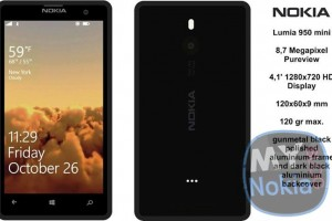 MyDreamNokia: Lumia 950 Mini