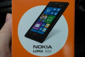 Nokia Lumia 1020 demo units arriving in AT&T stores