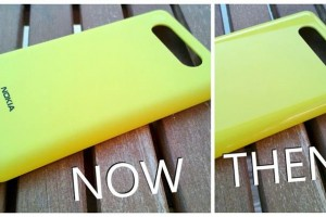 More DIY Matte Phones, This Time the Lumia 820