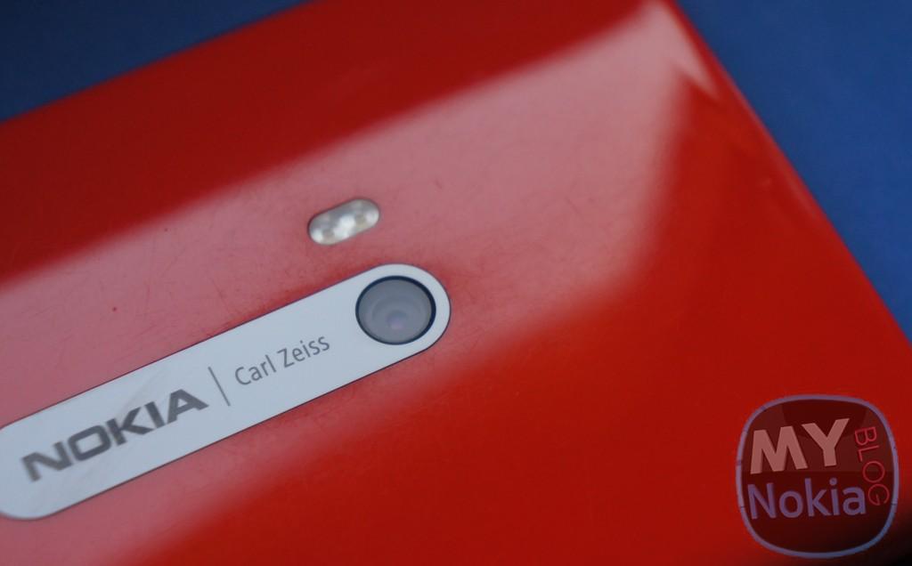 920 Camera closeup