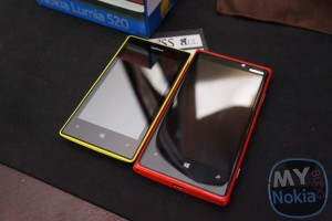 Video: Lumia 920 vs. 520 Software Performance Comparison