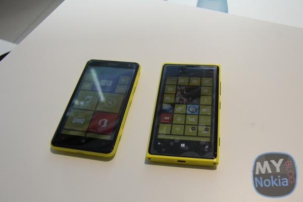 Nokia Lumia 10vs Nokia Lumia 9- Telfonos Mviles. - Versus
