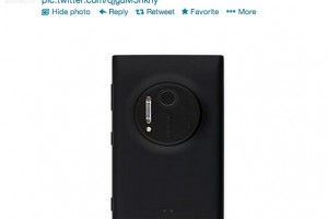 LeakyLeak: Back of the Nokia EOS/Elvis/Lumia 1020 for AT&T #41MP