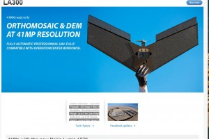 Accessories: Lehmann Aviation creates 41MP UAV Drone using Nokia Lumia 1020 (@haikus/@heremaps)