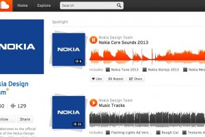 Official Nokia Team Design SoundCloud