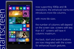 Video: @WindowsPhone 8.1/ WP9 Concept UI – so much awesome, gestures and swipes – @joebelfiore