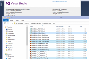 Latest Visual Studio Build Shows off 1080p Windows Phone Support