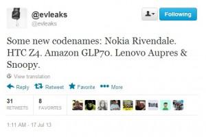 """LeakyLeak: Codename """"Nokia Rivendale"""""""