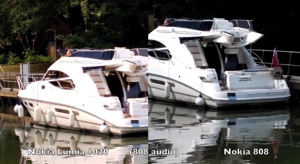 Nokia 808 Pureview vs Nokia Lumia 1020 1020 Against The Nokia 808