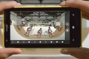 Microsoft's Nokia Lumia 1020 Promo for Smart Cam – Capture every shot in one shot, nothing else comes close.