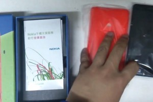 Video: Nokia Lumia 625 first unboxings