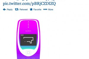 """Jony Ive's"" redesigned Nokia 3310 – @Nokia says hands off!"