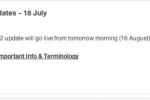 "Telstra advises Lumia 920 users that ""GDR2 will go live tomorrow (Aug. 16)"""