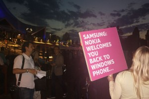 Samsung Becomes the World's Second Largest WP Vendor; Nokia Still a Solid First