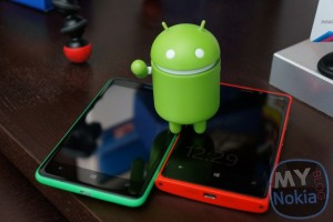 Rumor: Nokia Still Working on Android Devices Just *In Case*
