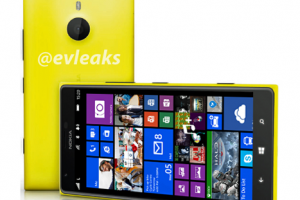 LeakyLeak: Lumia 1520 Press Renders, Shows a Minimal Camera Bump