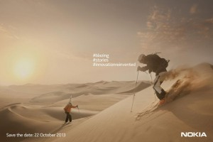 Nokia Tease Upcoming Event – Oct 22nd #InnovationReinvented