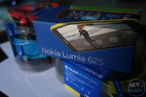 Video & Gallery: Lumia 625 Rooftop Unboxing, and First Impressions