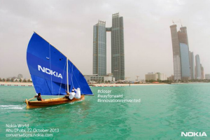 Nokia World 2013 Officially Announced, Abu Dhabi October 22nd