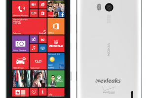 LeakyLeak: Nokia Lumia 929 in White