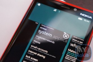 Video & Screenshots: GDR3 Running on Lumia 920; What's New
