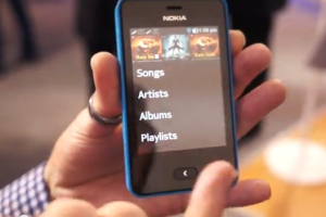 Video: Nokia Music and Mix Radio on Ashas + Integration into Fastlane