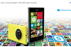 Nokia Australia Giving $20 WP8 Store Credit With New Lumia 925, 1020, 1520