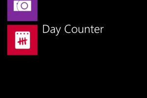 Lumiappdates: Nokia Camera and Day Counter
